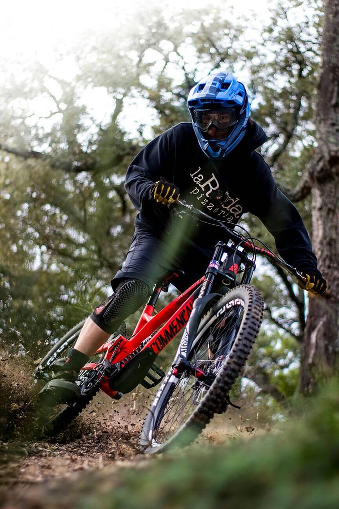 Bricokobikes con el Enduro Guilleries