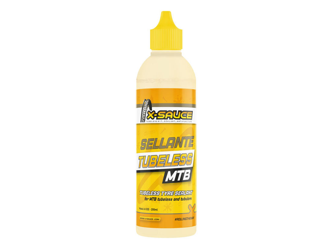 LIQUIDO SELLANTE PARA MTB X-SAUCE 200ml